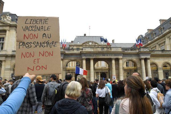 Rassemblement ce samedi 17 juillet au départ du Palais-Royal.