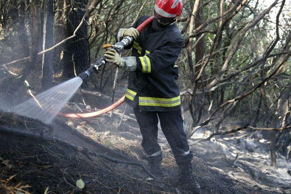 Un incendie s'est déclaré sur la commune de Sorbo-Ocagnano, en Haute-Corse.