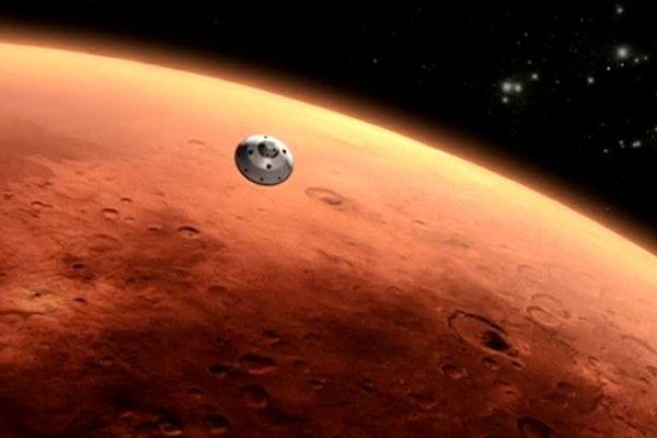 La sonde Insight atterrira sur Mars en novembre 2018