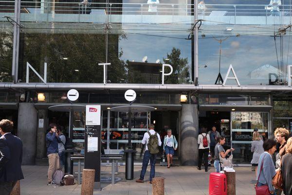 Grève SNCF : quels TGV circule mardi 29 octobre ? (Image d'illustration)