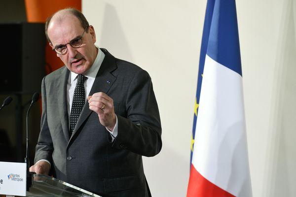 """""""Nous allons accélérer significativement et dès ce week-end la vaccination dans ces 23 départements,"""" a déclaré Jean Castex."""