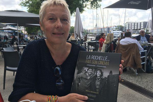 Pendant plus d'un an, Maryz Bessaguet s'est plongée dans ce La Rochelle cinématographique des Trente Glorieuses.