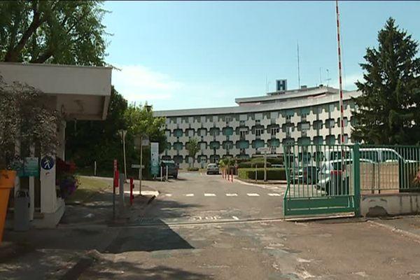 L'hôpital de Gray se retrouve sans service des urgences pendant 6 nuits, en juillet 2021