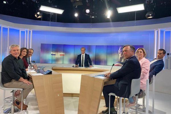 L'Hérault en débat sur l'antenne de France 3 Languedoc-Roussillon ce mercredi 16 juin. Il estanimé par Florent Hertmann.