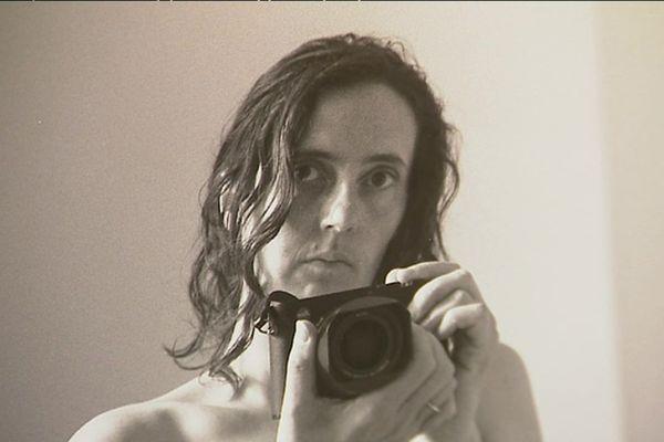 Autoportrait de la photographe Sophie Muret