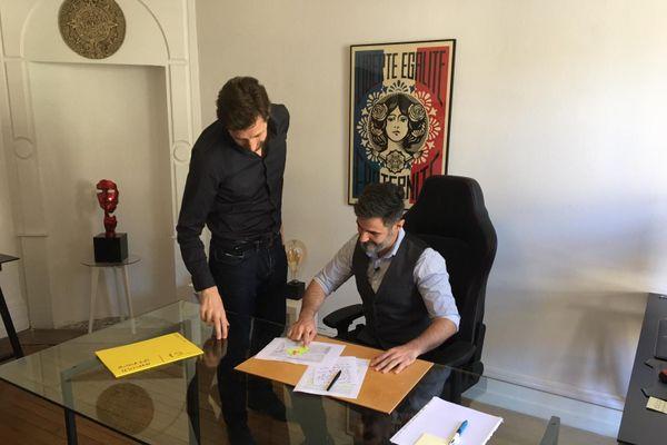 """Me Claude Richard et Me Pierre-Etienne Lehmann , deux avocats nancéiens, ont déposé un """"référé liberté"""" contre l'arrêt préfectoral du 7 septembre 2020"""