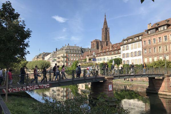 Les journées du matrimoine à Strasbourg