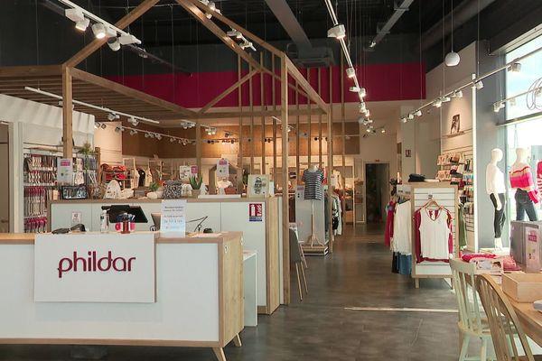 Kindy, l'entreprise de l'Oise, avait proposé le projet de reprise qui préservait le plus d'emplois et de magasins Phildar.
