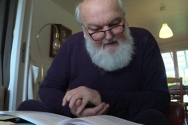 Pierre Suplice a passé 15 mois dans une prison est-allemande pour avoir aidé des inconnus à franchir le mur de Berlin dans les années 1970.