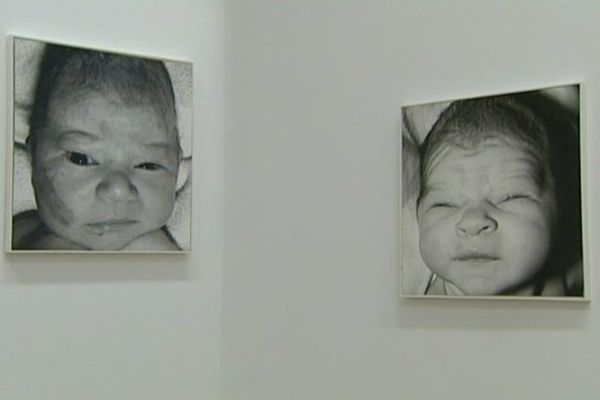 Nés sous l'oeil photographique de Philippe Bazin - Sans titres (Série Nés)