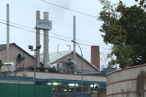 La Seppic est installée tout près des maisons, à Castres.
