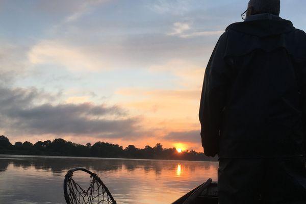 La Région Centre Val de Loire compte 12 pêcheurs professionnels