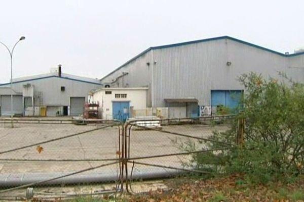 L'usine Constellium à St-Florentin dans l'Yonne