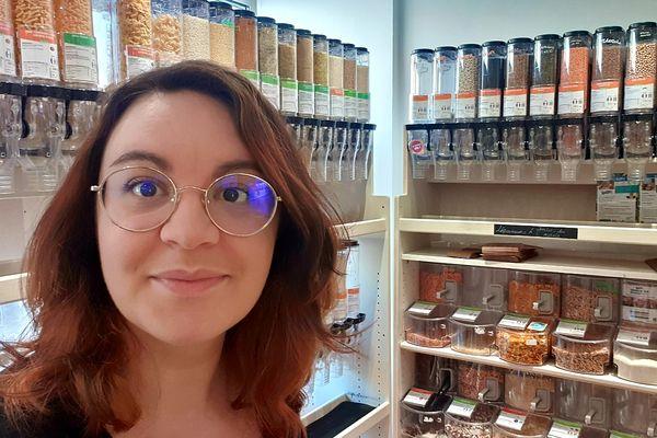 """Marilène De Sa Ramos a ouvert sa boutique """"Day by Day"""", à Reims, en mai 2018."""