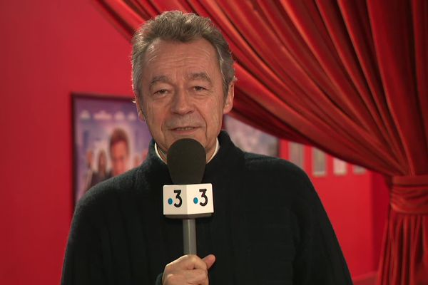 Michel Denisot était à Châteauroux samedi 30 novembre pour présenter son film.