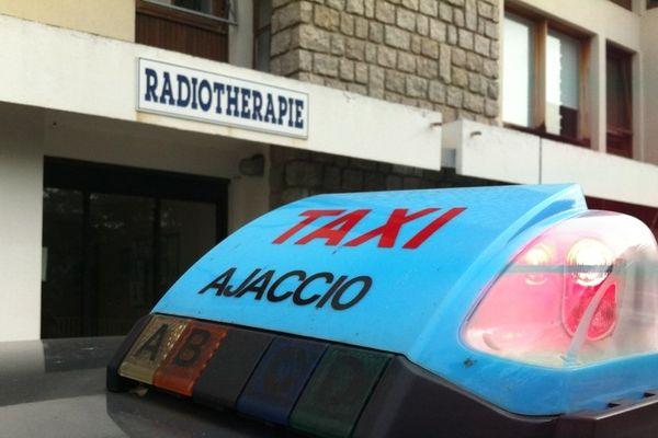 Taxis à Ajaccio