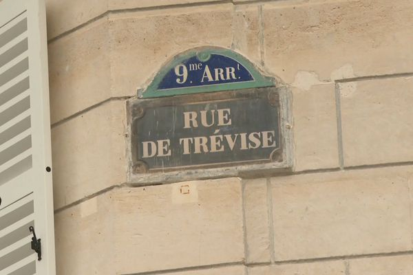Une explosion avait eu lieu sous l'immeuble du 6 rue de Trévise causant la mort de 4 personnes.