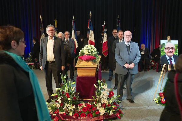 L'élu marlisien de 67 ans est décédé il y a une semaine.
