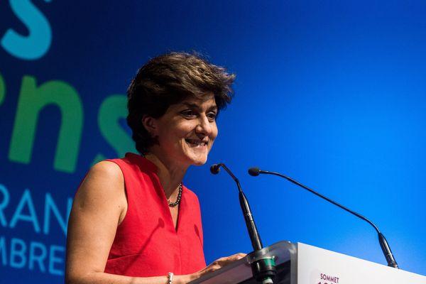 Sylvie Goulard au sommet des réformistes européens à Lyon