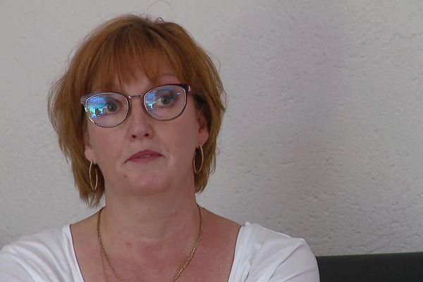 Raphaëlle Padiolleau, maman d'Elsa.