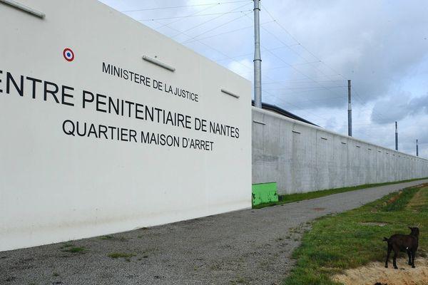 La maison d'arrêt de Nantes