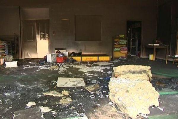 Un incendie s'est déclaré cette nuit dans l'école maternelle de Talmay.