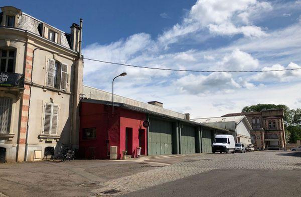 Les anciennes brasseries de Maxéville