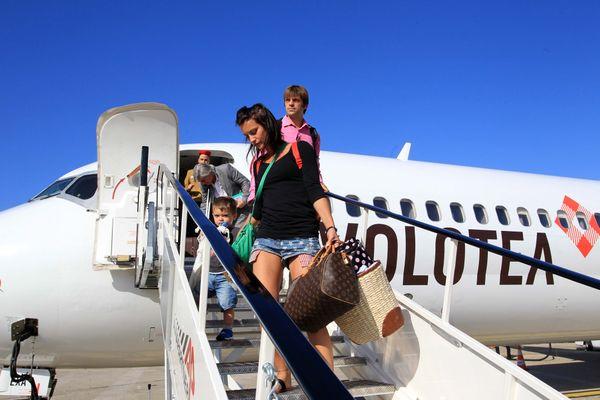 Tout le monde n'a pas la chance de débarquer en Corse en temps et en heure pour ses vacances, cette année.