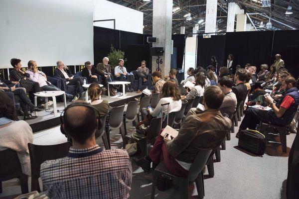 Les conférences du prélude du Babel Music XP ont normalement lieu aux Docks des Suds à Marseille. Cette année, elles se dérouleront en distanciel afin de respecter les règles sanitaires en vigueur. Ici l'édition 2017.