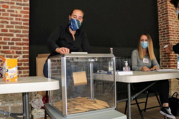 Masque obligatoire pour voter lors de ce 2nd tour des élections municipales
