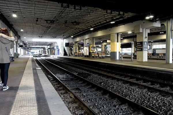 Gare de Montpellier - illustration
