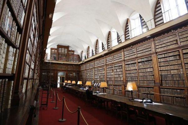 La bibliothèque Fesch d'Ajaccio fait partie des 18 sites emblématiques retenus pour la prochaine édition du loto du patrimoine.