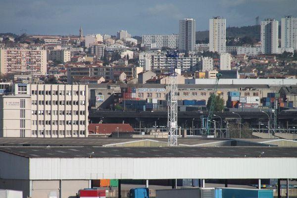 Marseille. Photo d'illustration.