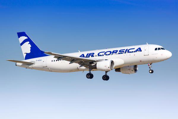 Tous les vols de Air Corsica sont maintenus jusqu'au 3 novembre, avant que la compagnie ne s'adapte.