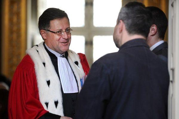Philippe Petitprez, l'avocat général