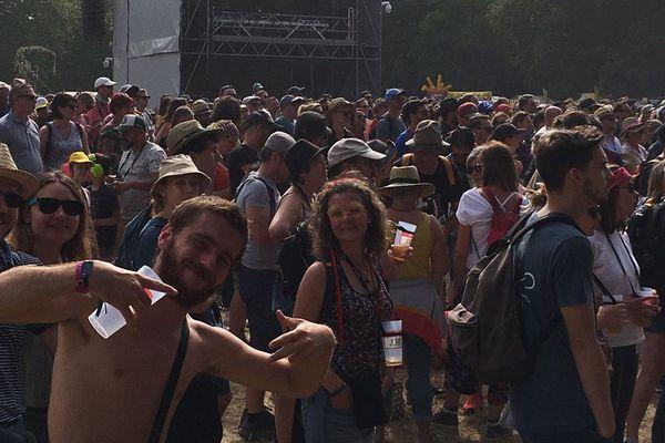 Philippe Katerine, Sum 41 et Lorenzo se produiront devant le public du festival Beauregard en juillet 2020. (photo illustration juillet 2019)