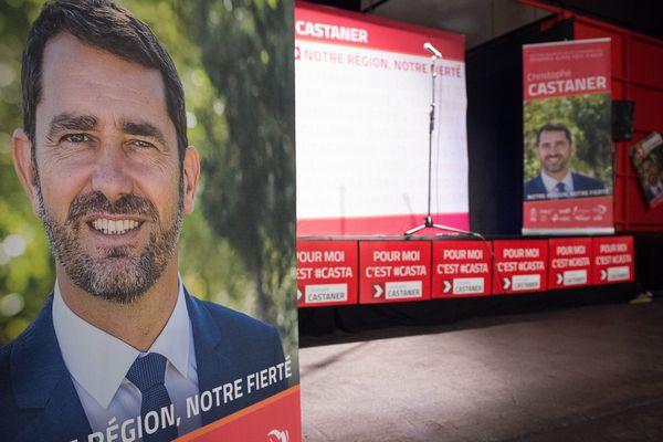 A la suite du retrait du candidat PS au second tour des élections régionales, un élu haut-alpin rend sa carte du parti.