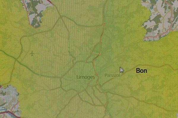 L'Atmo, l'agence chargée de surveiller la qualité de l'air, n'a constaté aucun pic de pollution dans le Limousin en 2018