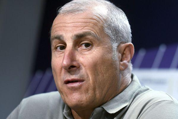 Alain Casanova était revenu sur le banc du TFC le 20 juin 2018 en s'engageant pour trois saisons.