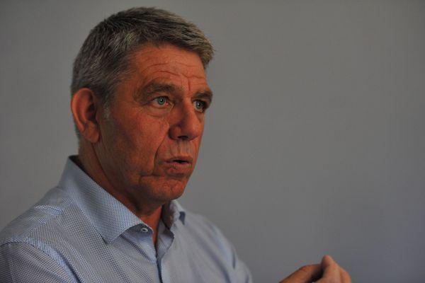 Le sénateur (LR) de l'Isère Michel Savin le 7 juillet 2016.