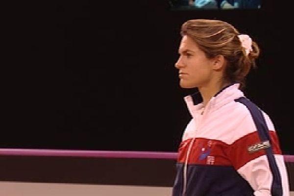 Amélie Mauresmo, capitaine de l'équipe de France de Fed Cup, a dévoilé sa sélection pour la finale des 12 et 13 novembre prochains. 3 de ses 4 joueuses enchaîneront avec l'Open de Limoges.