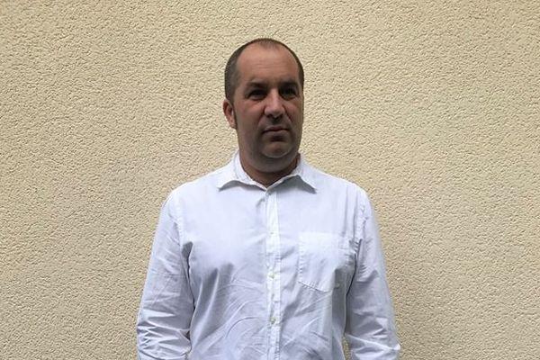 Mathieu Lacroix, président de l'association Action Sauvetage Poitiers