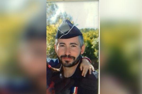 Eric Masson, 36 ans, tué par balle le 6 avril 2021 à Avignon.