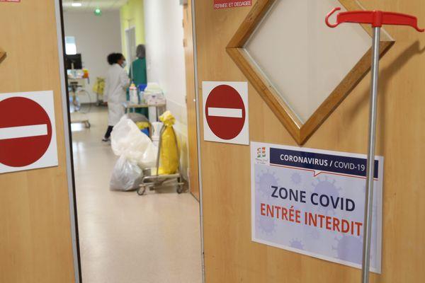 Le service des urgences du SAMU 68 de l'hôpital Pasteur