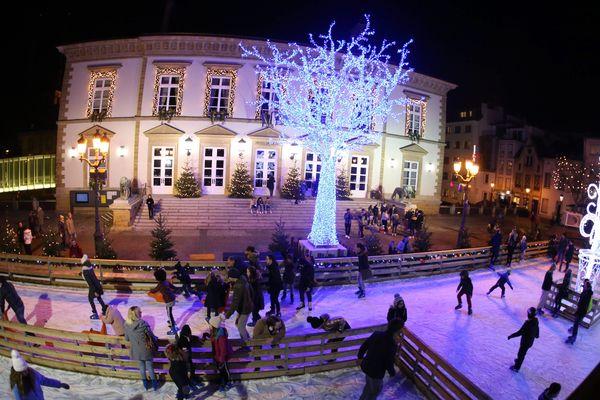 MaxPPP - Marché de Noël de Luxembourg