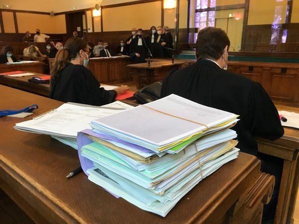 Le procès de Cassandre Fristot devant le tribunal correctionnel de Metz se tient exceptionnellement dans la salle d'assises.