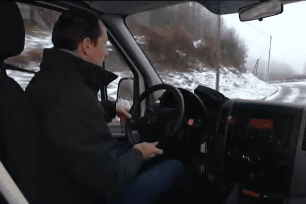 Un chauffeur de bus creusois, une denrée rare !