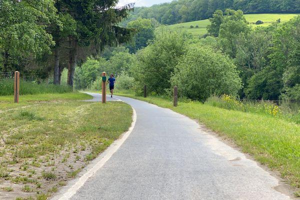La Voie verte, l'un des trésors des Ardennes