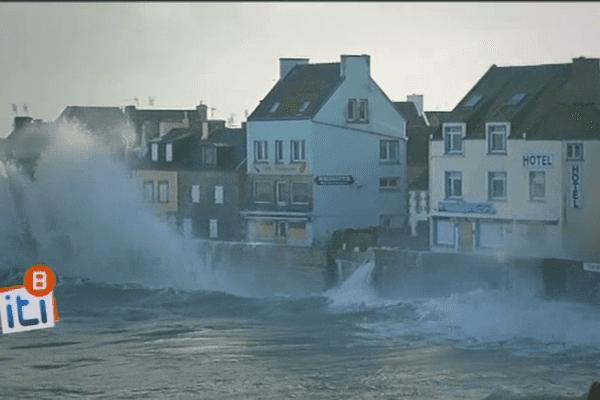 Réchauffement de la planète : la Bretagne en première ligne ?