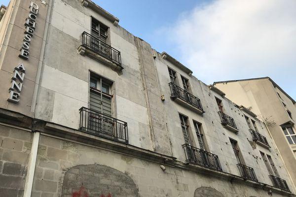 Le groupe Giboire attend une rencontre avec les architectes des Bâtiments de France avant de se lancer dans un projet.